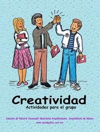 Portada del libro Creatividad